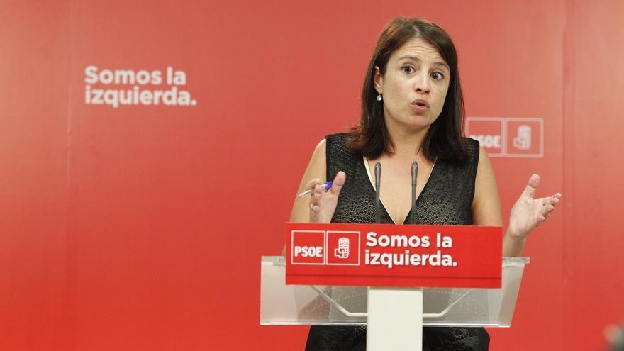 """El PSOE afea a Puigdemont su ausencia de la AN y le recuerda que tiene """"plenas garantías"""""""