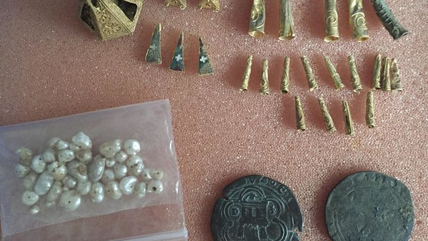 Hallan restos arqueológicos de la época nazarí en la costa de Granada