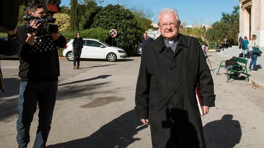 El Papa sustituye al obispo de Mallorca tras su presunta relación sentimental