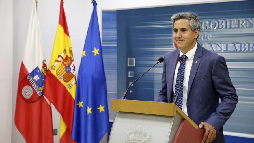 """Cantabria empieza a perfilar los presupuestos de 2020 con la """"incertidumbre"""" sobre la financiación del Estado"""
