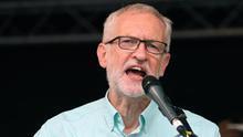 """Corbyn pide ser primer ministro británico para evitar un """"brexit"""" sin acuerdo"""