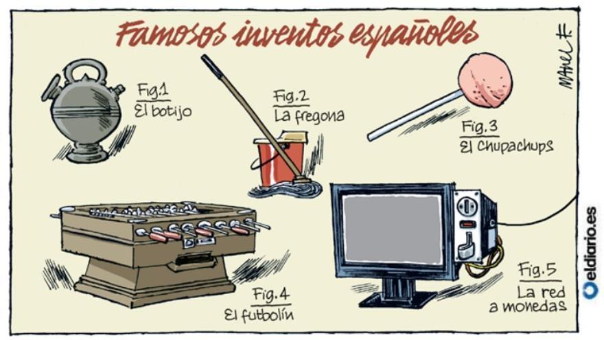 Grandes inventos españoles
