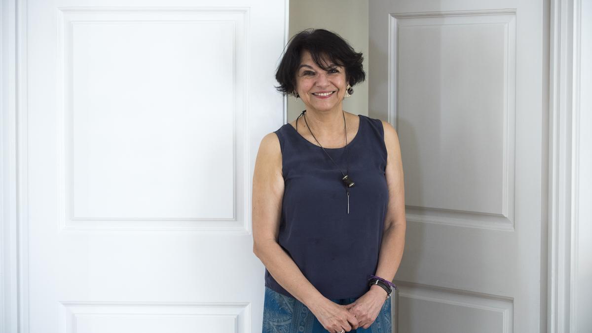 La ex secretaria de Estado de Igualdad Soledad Murillo.