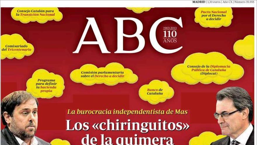 Las portadas del día (2-05-2012) #6