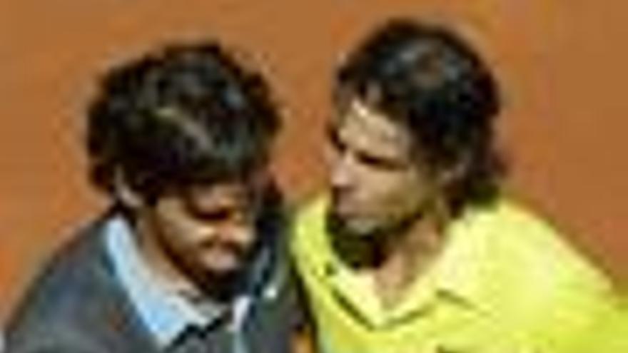 Nadal recorta puntos a Federer en una semana sin cambios en el ranking de la ATP