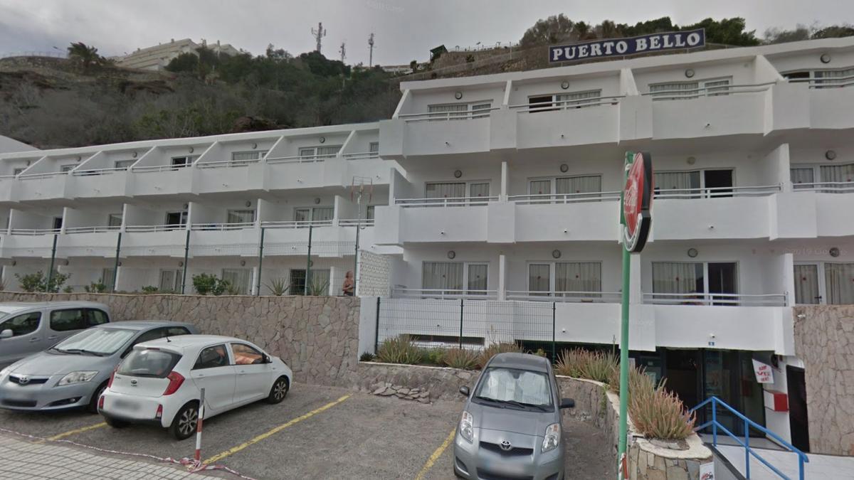Apartamentos Puerto Bello, al sur de Gran Canaria