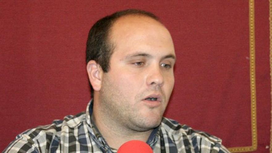 Antonio González Fortes, líder de Sí Se Puede en Buenavista del Norte
