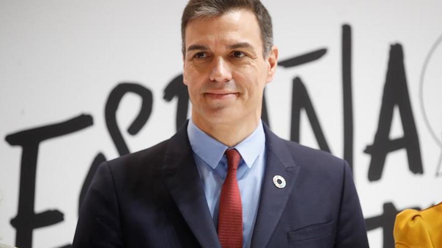 Sánchez crítica la competencia desleal de grandes corporaciones tecnológicas