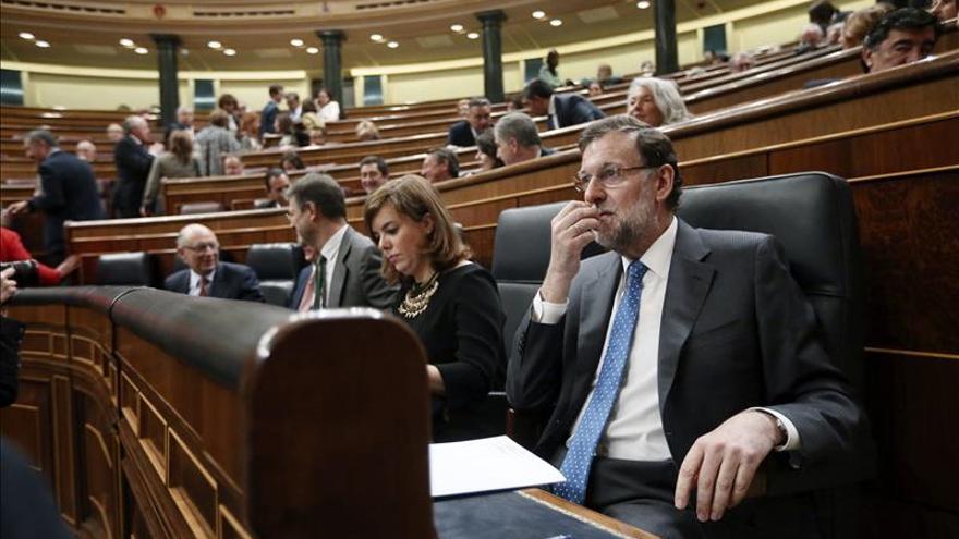 Rajoy responde a Sánchez que Fernández Ordóñez pudo evitar muchos problemas a España