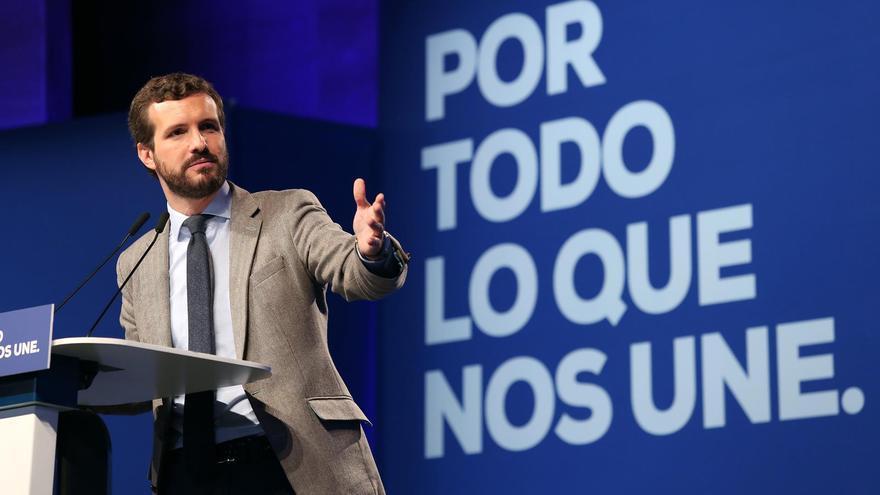 Pablo Casado FOTO: Europa Press / David Hufra