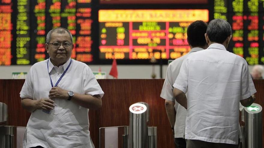 Pérdidas en la apertura de la mayoría de las bolsas del Sudeste Asiático