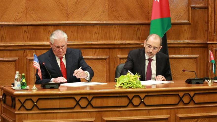 EE.UU. concederá a Jordania 6.375 millones de dólares en ayudas durante cinco años