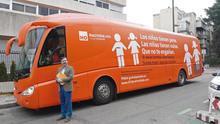 Quiénes son HazteOir, los ultracatólicos que han lanzado el bus tránsfobo