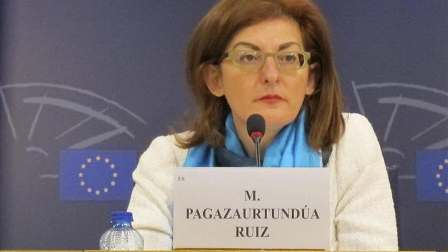 Pagazartundúa recuerda a sus díscolos que UPyD les obligaría a dejar el escaño