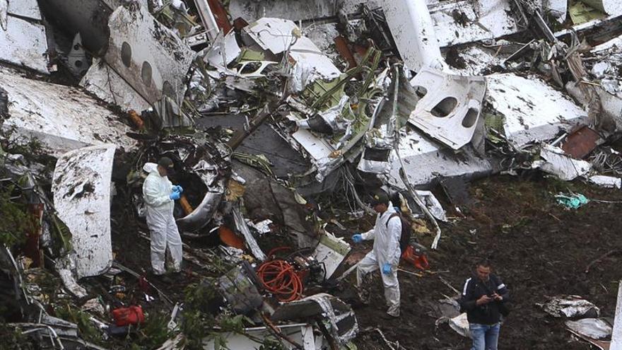 La controladora aérea del vuelo del Chapecoense denuncia amenazas contra su vida