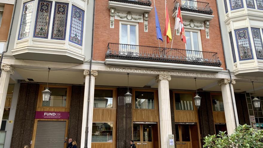 Consejo General de Cuentas de Castilla y León.