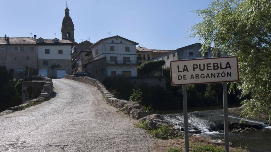 La Puebla de Arganzón es uno de los municipios que pertenece al Condado de Treviño