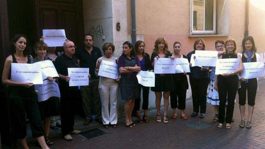 Estudian pagar en enero la extra de verano a funcionarios de Castilla y León