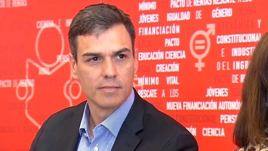 Pedro Sánchez visita este domingo Pamplona para participar en un acto político junto a María Chivite
