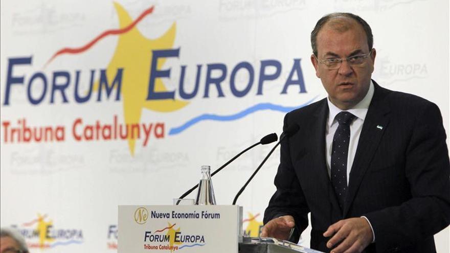 La Junta puntualiza que Andalucía recibe menos financiación que Extremadura