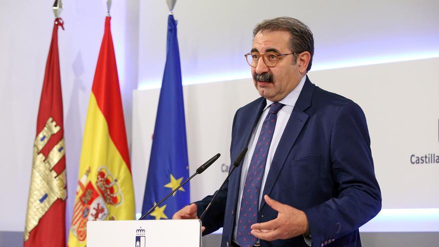 Consejero de Sanidad CLM, Jesús Fernández Sanz