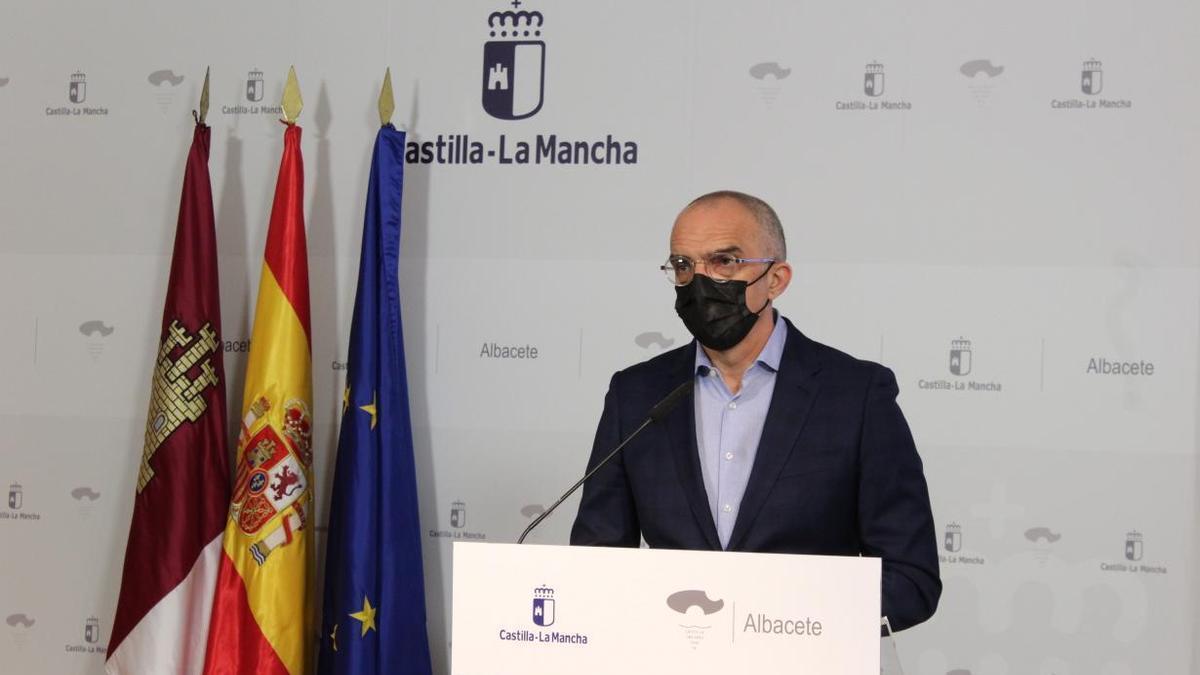 Juan Camacho, director general de Salud Pública de Castilla-La Mancha