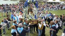 Santander celebrará el lunes la Virgen del Mar sin procesión y con misas con aforo reducido y mascarillas