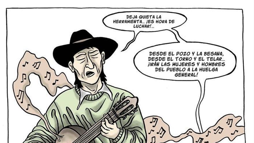 """""""Atado y bien atado"""", el cómic sobre las historias """"ocultas"""" de la Transición"""