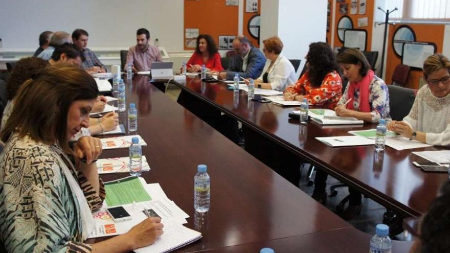 Reunión constitutiva del grupo de trabajo de prevención de apuestas y juegos online en menores