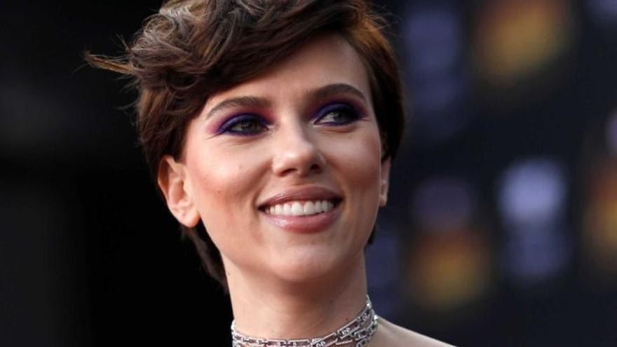 """Scarlett Johanson reconoció su """"insensibilidad"""" por sus declaraciones con la polémica del personaje trans"""