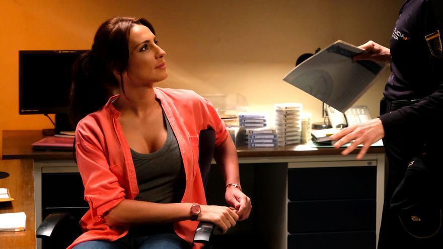 Lara Martorell en 'Servir y proteger'