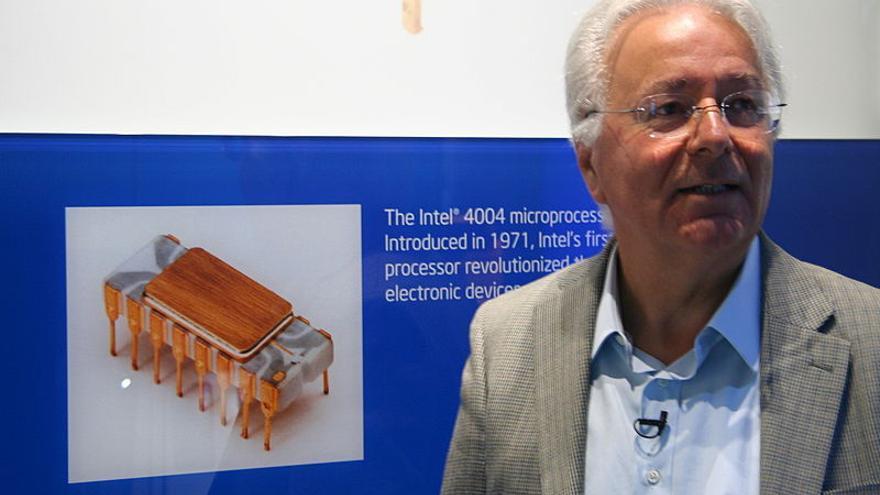 Federico Faggin critica que en Intel no le valoraron lo suficiente