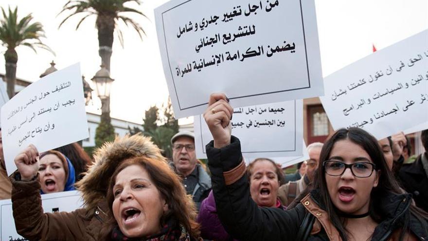 En el Magreb, mujer contra mujer