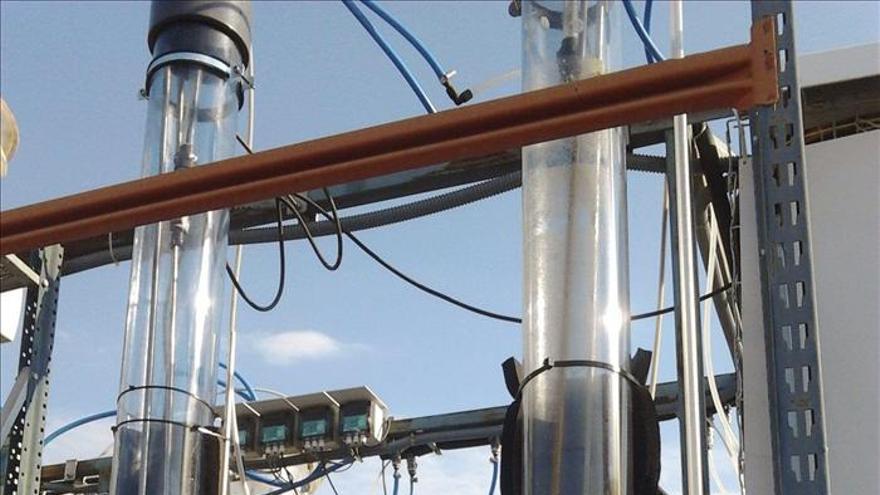 Patentan un novedoso dispositivo para cultivar microalgas con fines energéticos