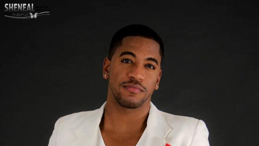 El cantante cubano Disney González. | Foto cedida.