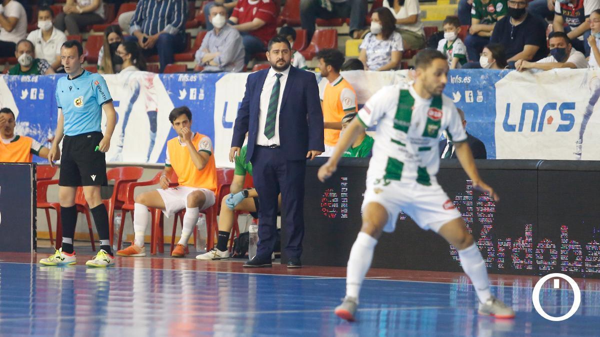 Josan González, durante el partido ante el Levante