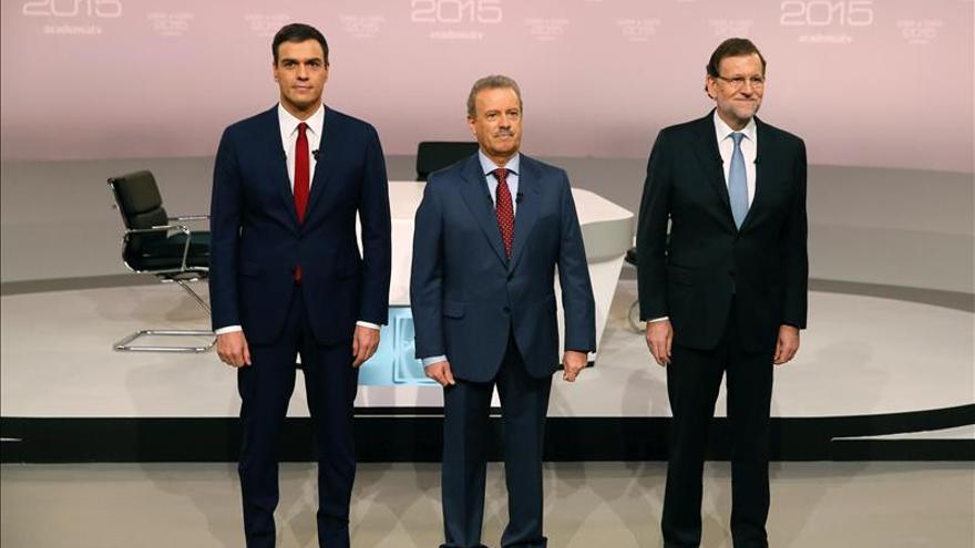 Campo Vidal: Rajoy y Sánchez se saludaron tras el debate, ahí acabó la tensión