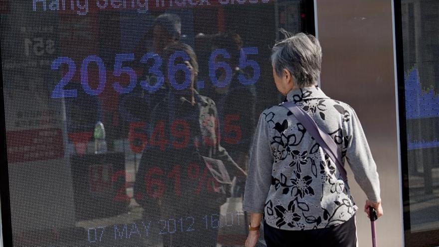 Hong Kong gana un 0,04 por ciento en la apertura