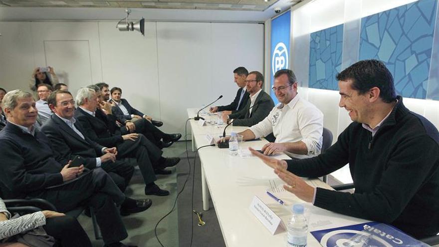 """Maroto (PP) insta a Pedro Sánchez a dejar de """"marear la perdiz"""" con Iglesias"""
