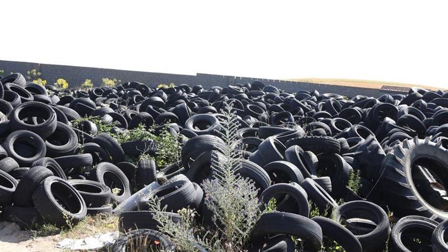 Los neumáticos ilegales suponen un fraude de unos 5 millones de euros