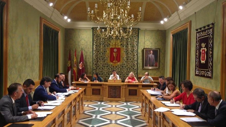 Pleno del Ayuntamiento de Cuenca / Foto: Europa Press