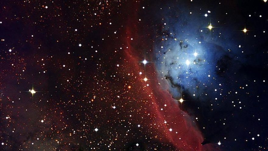 Una fotografía del ESO muestra la anarquía bajo la que se forman las estrellas