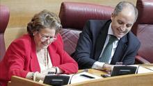 Con Camps y Barberá, el 20% de los diputados del PP en Valencia estarían imputados