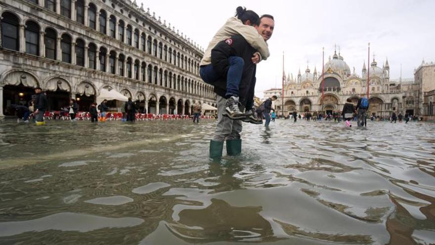 Continúa la alerta por el mal tiempo en cuatro regiones italianas