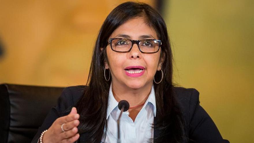 """Venezuela califica de """"atroz"""" e """"infame"""" el vídeo que compara a Trump con Chávez"""