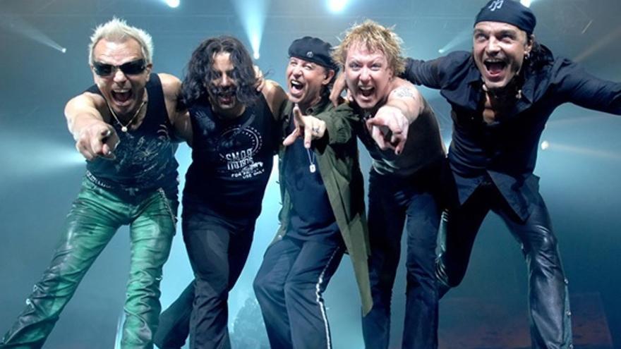 Scorpions será el segundo cabeza de cartel del Azkena Rock Festival 2014 de Vitoria