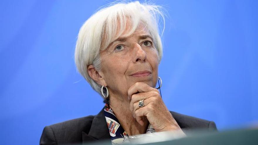 El FMI ve dispararse la volatilidad si se frenan las reformas prometidas en EEUU