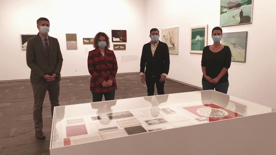 Ignacio Apezteguía, María Camino Barcenilla, Javier Espinosa (Humano) y Neknae Basterretxea (Ikerpartners).