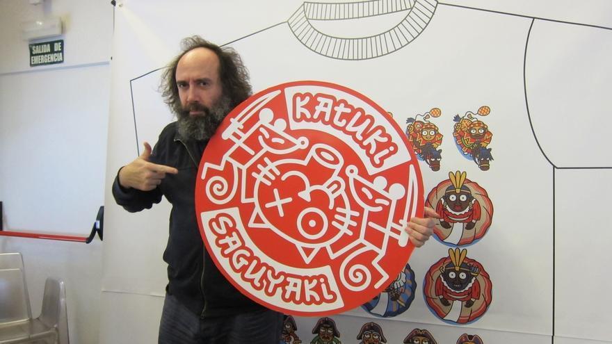 """Urmeneta presenta 'Katuki Saguyaki', su nueva marca para que """"la gente disfrute del humor surrealista inteligente"""""""