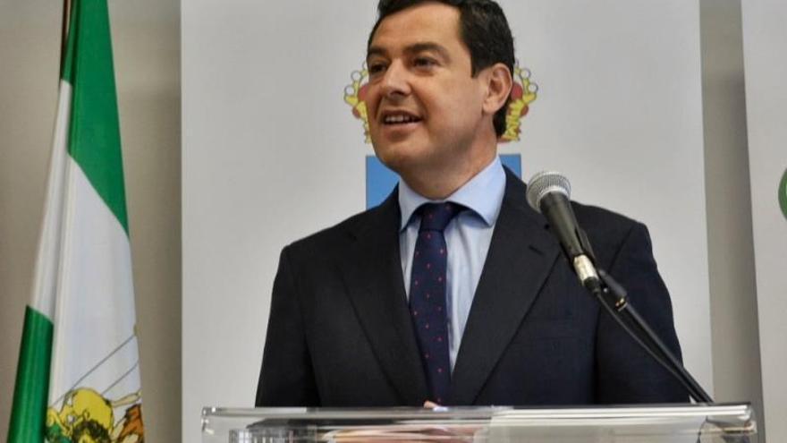 Moreno cambia su agenda e irá el domingo a la manifestación contra Sánchez